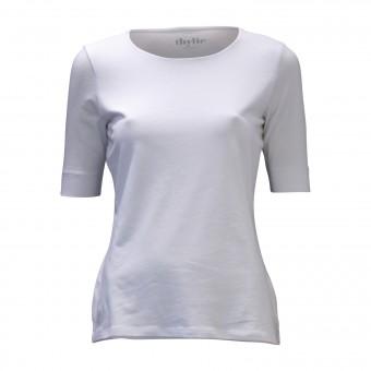 T-Shirt THYLIE -T006 weiß-