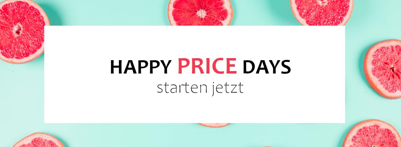 Happy Price Days